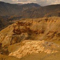 Тибетский пейзаж :: Александр