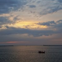 Севастополь.(На закате дня.) :: Nikolay Ya.......