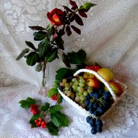Осеннее угощение... :: Тамара (st.tamara)