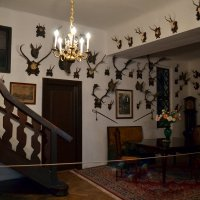 Охотничья гостиная замка Штернберг :: Ольга