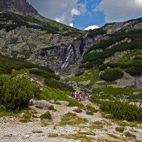 The Halt in the Mountains :: Roman Ilnytskyi
