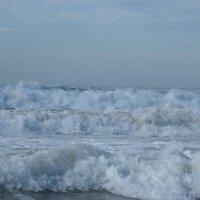 Волны на Средиземном море, Испания :: Tamara
