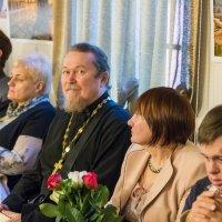 Отец Владимир :: Леонид Соболев