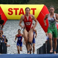 Триатлон. 2-й этап. :: Валерия  Полещикова