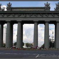 Московские ворота :: Вера