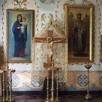 В Знаменском монастыре :: Александр Попов