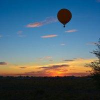 Воздушный шар :: юрий Амосов