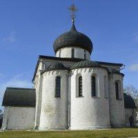 Георгиевский собор 1234 г.в г. Юрьев польский :: надежда