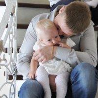 Отцовская любовь :: Юлия Павлова