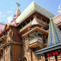Крыши Измайловского Кремля :: Дмитрий Никитин