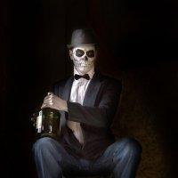 Модный скелет :: Артем Кутовский