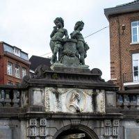 Спа, Бельгия, Фонта и скульптурная группа :: Witalij Loewin