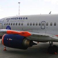 NORDAVIA Regional Airlines :: vg154