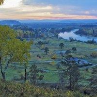 Осень в долине :: Анатолий Иргл