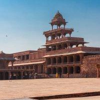 Индия.Дворец Падишаха. :: юрий макаров