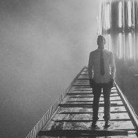 Я в тумане / шумы ужасные :: Антон Рыбкин
