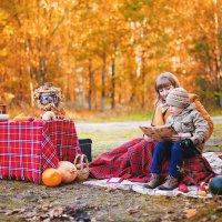 Осенний пикник :: Оксана Северная