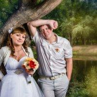 Свадьба Дмитрий иОксана 10.07.2015 г. :: Виктор Соколов
