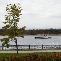 Как по Волге-Матушке, по реке-кормилице... :: Galina Leskova