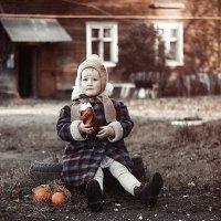 Дети Советских времён. :: Олька Никулочкина