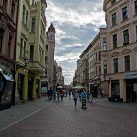 Torun street :: Roman Ilnytskyi