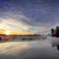 Узоры осеннего утра...2 :: Андрей Войцехов