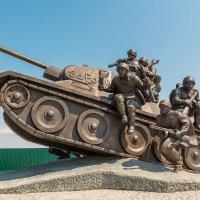 Прохоровка. Танковое поле. :: Petrovich