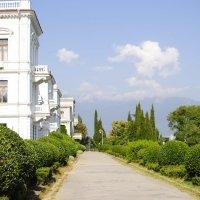 Ливадийский дворец :: Полина Дюкарева
