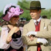 красивая пара :: Олег Лукьянов