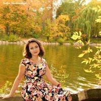 Осенняя красавица :: Юлия Качимская
