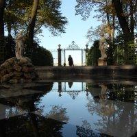 Осень в Летнем саду. Размышления :: Вера Моисеева