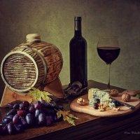 Про красное вино и сыр :: Ирина Приходько