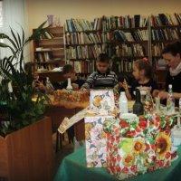 И снова творческая суббота для всей семьи... :: Ольга Кривых