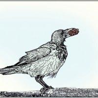 А может быть картина, а может быть ворона, но тоже хороша... :: Shmual Hava Retro