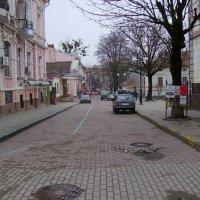 Улица  Низовая  в  Ивано - Франковске :: Андрей  Васильевич Коляскин