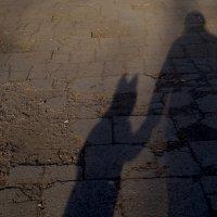 Тень :: ELena Antsiferova