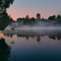 В туманах августа... :: Roman Lunin