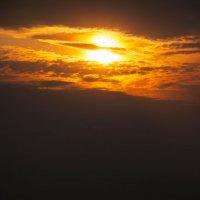 Закат над Ольхоном :: Андрей Пугачев
