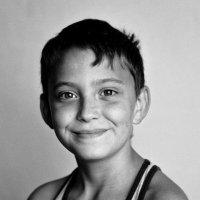 портрет мальчика :: kombat