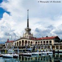 Морские ворота Сочи) :: Руслан Ярошенко