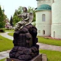 Новодевичий монастырь. Могила генеральши Мравинской :: Владимир Болдырев