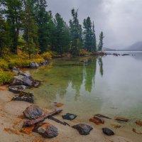 Среднее Мультинское озеро :: Альберт Беляев