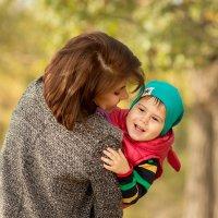 Снова Тимур с мамой :: Николай Кулагин