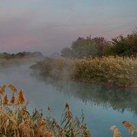 Ранни м утром на речке :: Vladimir Lisunov