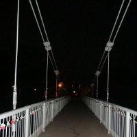 Великие Луки. Мост влюблённых... :: Владимир Павлов