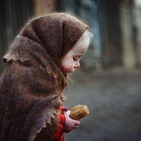 корка хлеба :: Устинья Онищук