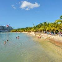 Пляж в Гондурасе :: Лёша
