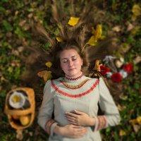 спящая красавица :: Мария Корнилова
