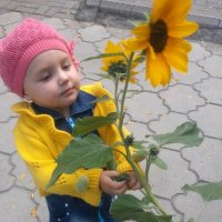 признавайся что ты за цветок? :: усанова елена усанова