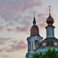 Вечер , городок старинный Нерехта , осн. 1214 г. :: Святец Вячеслав